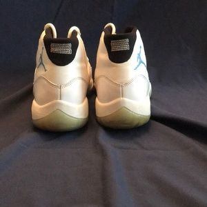 "Jordan Shoes - Jordan 11 Columbia ""legend blue"" size 10"